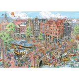 Ravensburger Puzzle Amsterdam 1000 Teile