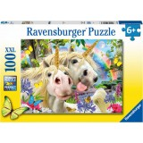 Ravensburger Puzzle Don't worry, be happy 100 Teile